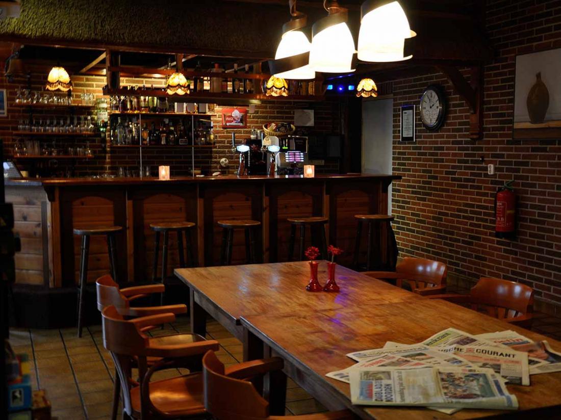 Hotel Witteveen Drenthe Cafe