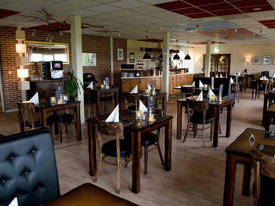 Hotel Witteveen Drenthe Restaurant