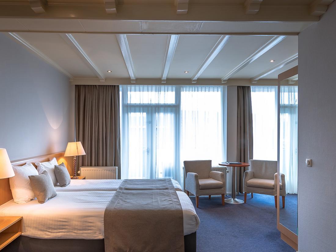 Weekendjeweg Raalte Hotelkamer Genieten