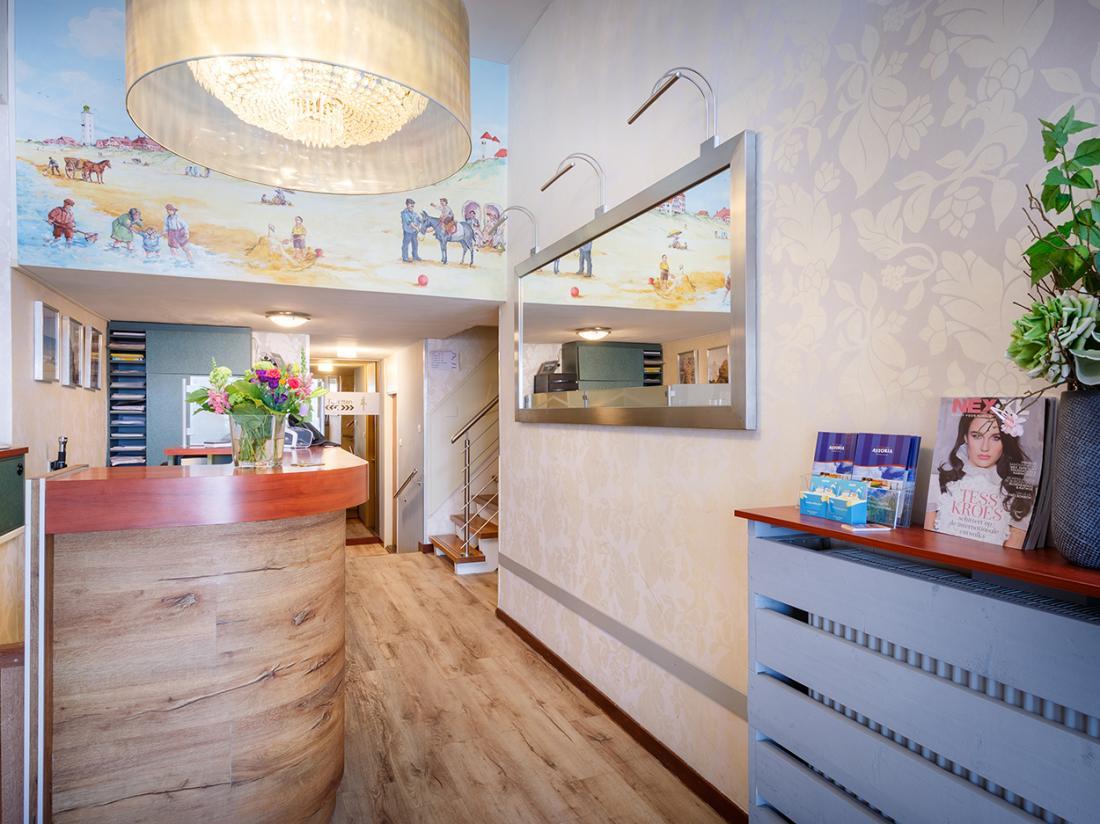 Hotel Astoria Noordwijk aan Zee Ingang