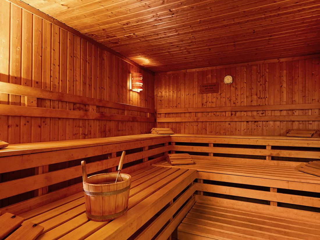 Van der Valk Hotel Spornitz Duitsland Sauna