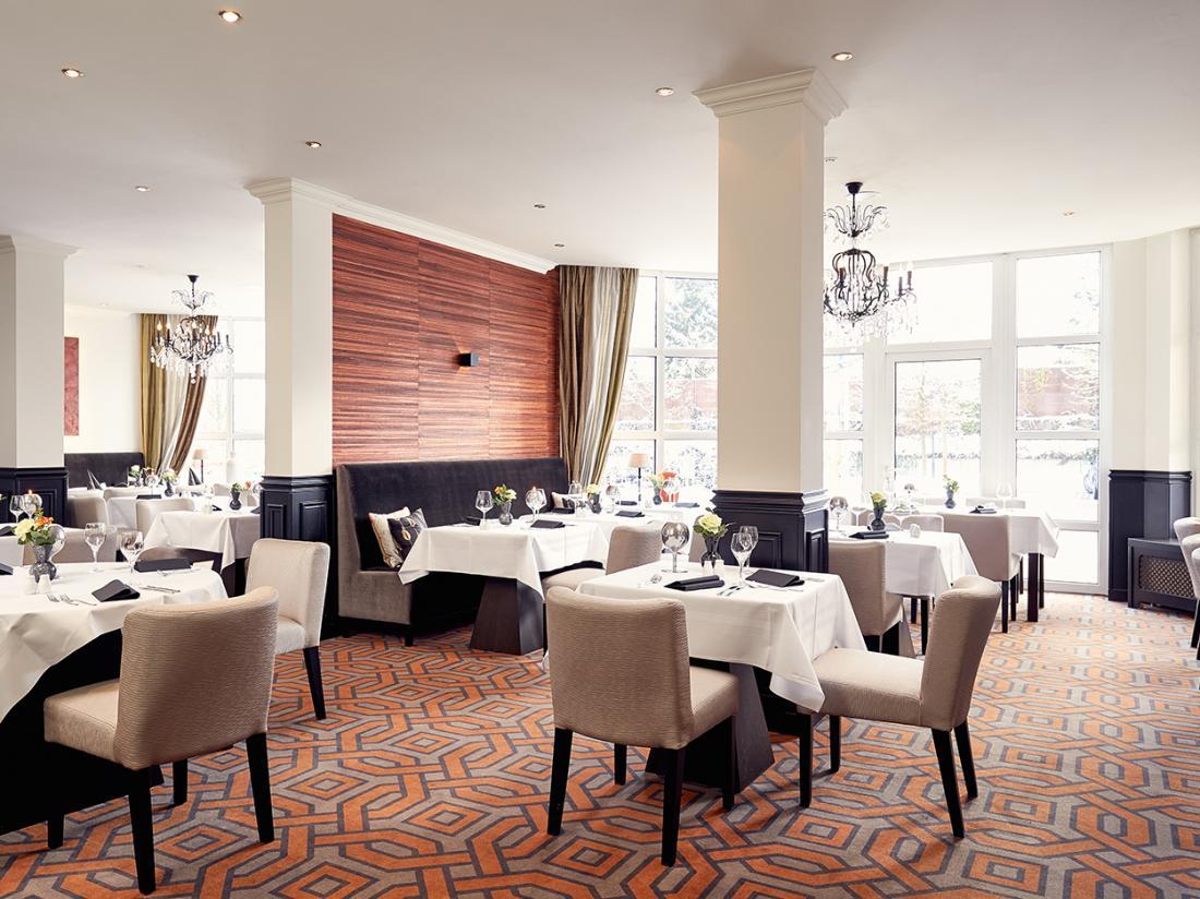 Van der Valk Hotel Spornitz Duitsland restaurant2