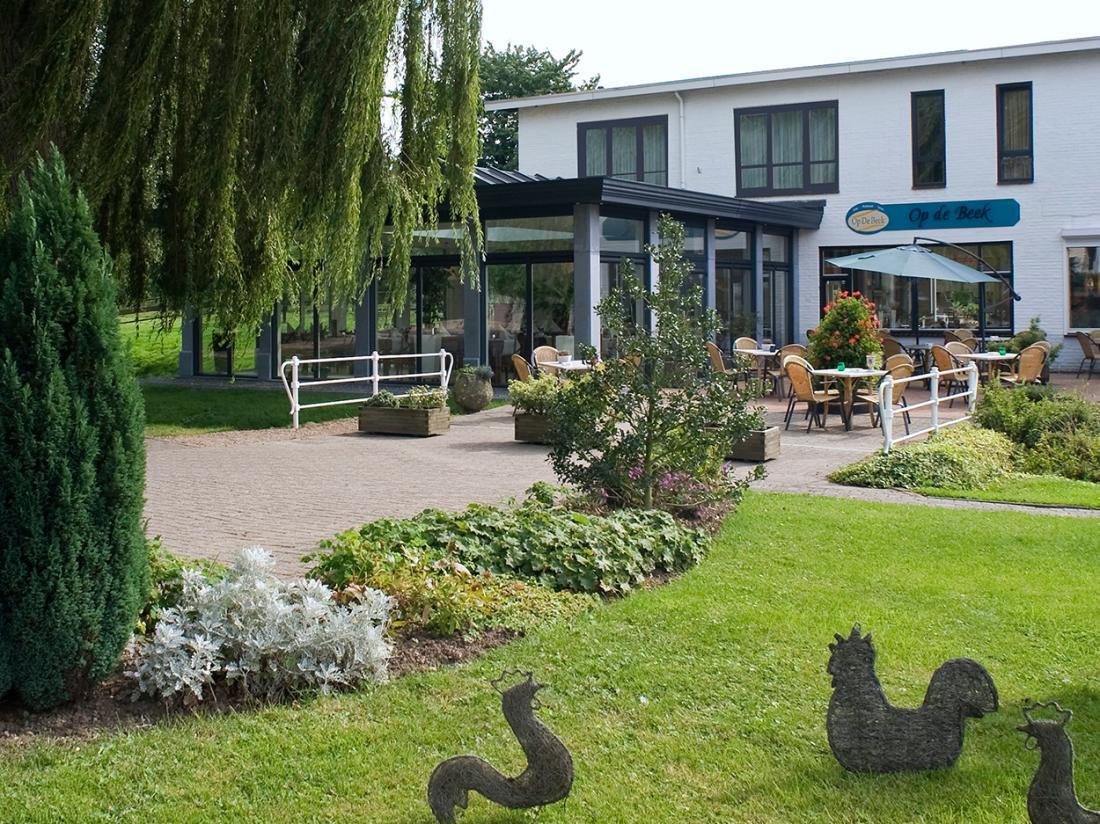 Hotel Op De Beek Schin op Geul Limburg Hotel Buitenaanzicht