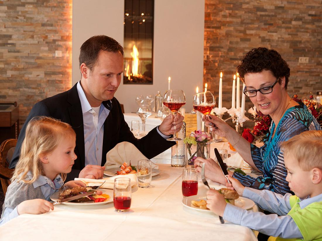 Hotelarrangement Ootmarsum Restaurant