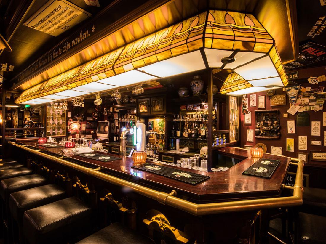 Hotelarrangement Drenthe Bar