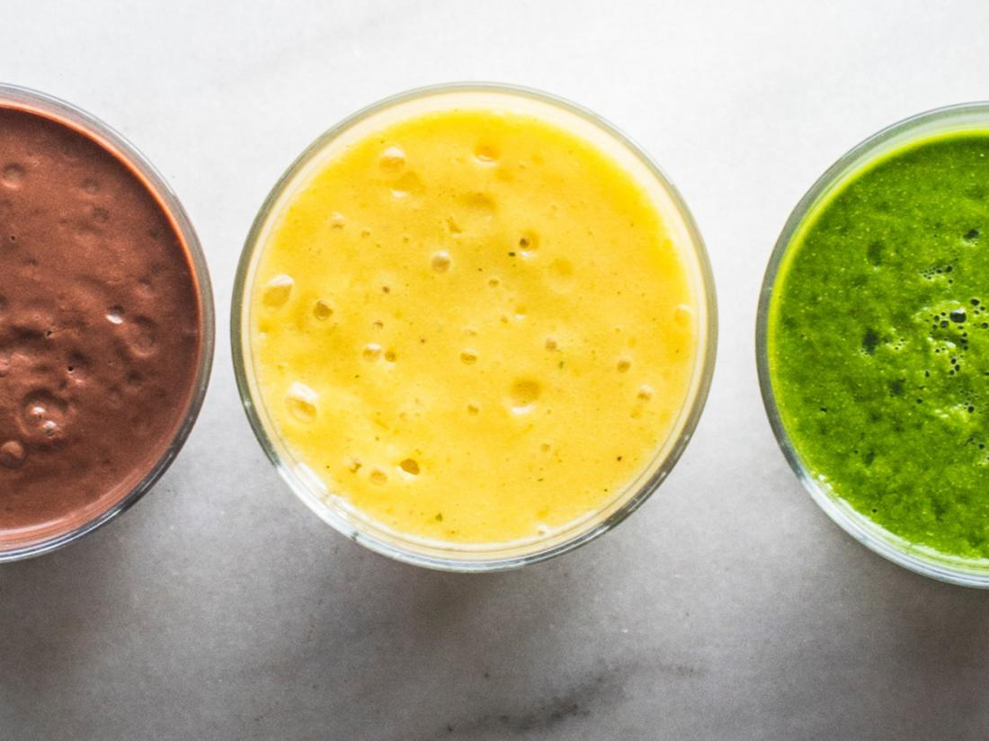 Hotelarrangement Drenthe Smoothies