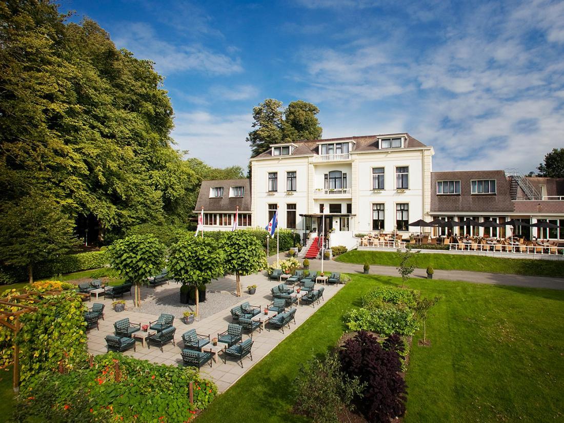 Hotelarrangement Friesland Exterieur