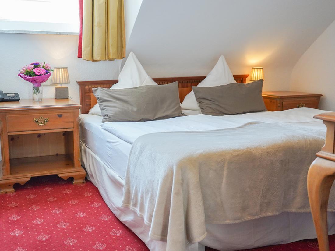 Hotelarrangement Duitsland Bad Bentheim Tweepersoonskamer
