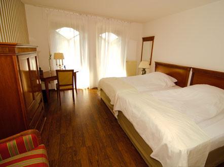 dS Hotel Freizeitcenter Vreden Münsterland Kingsizebed