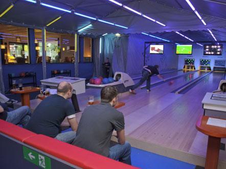 dS Hotel Vreden Münsterland Duitsland Bowling