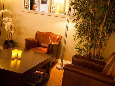 Fletcher Hotel Restaurant Heidehof Heerenveen lounge