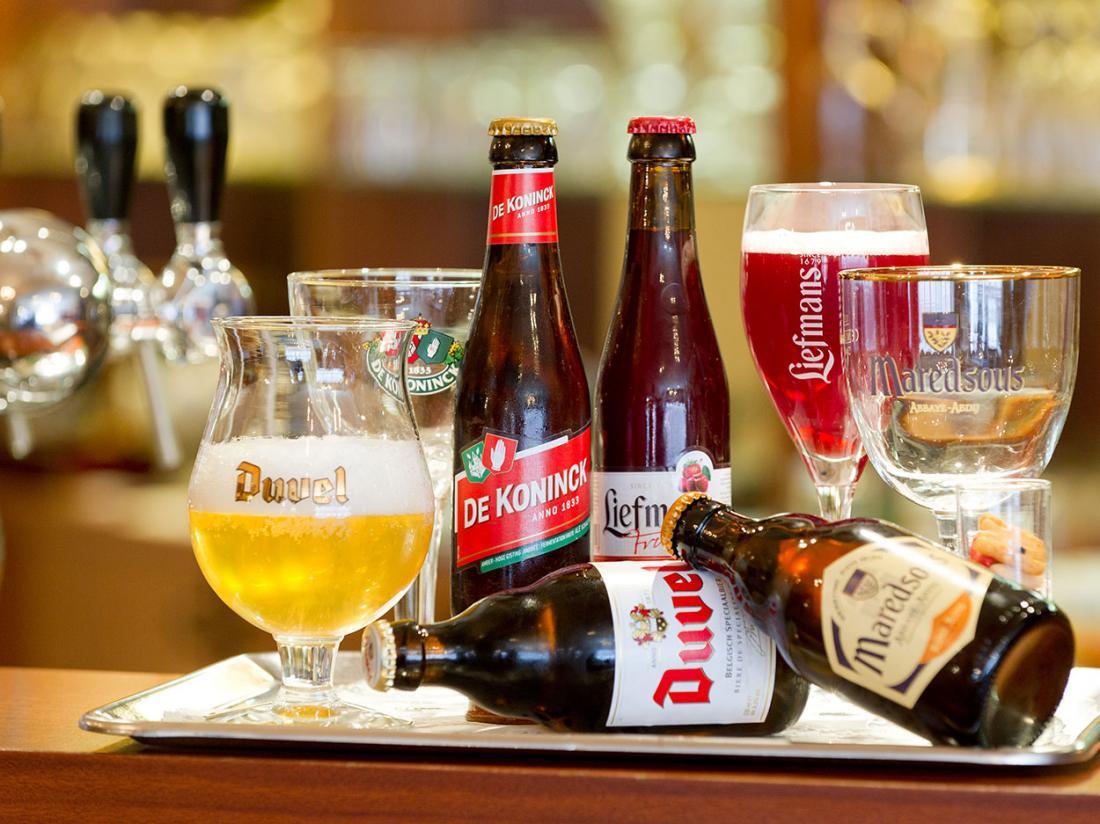 Hotelaanbieding Antwerpen Bar