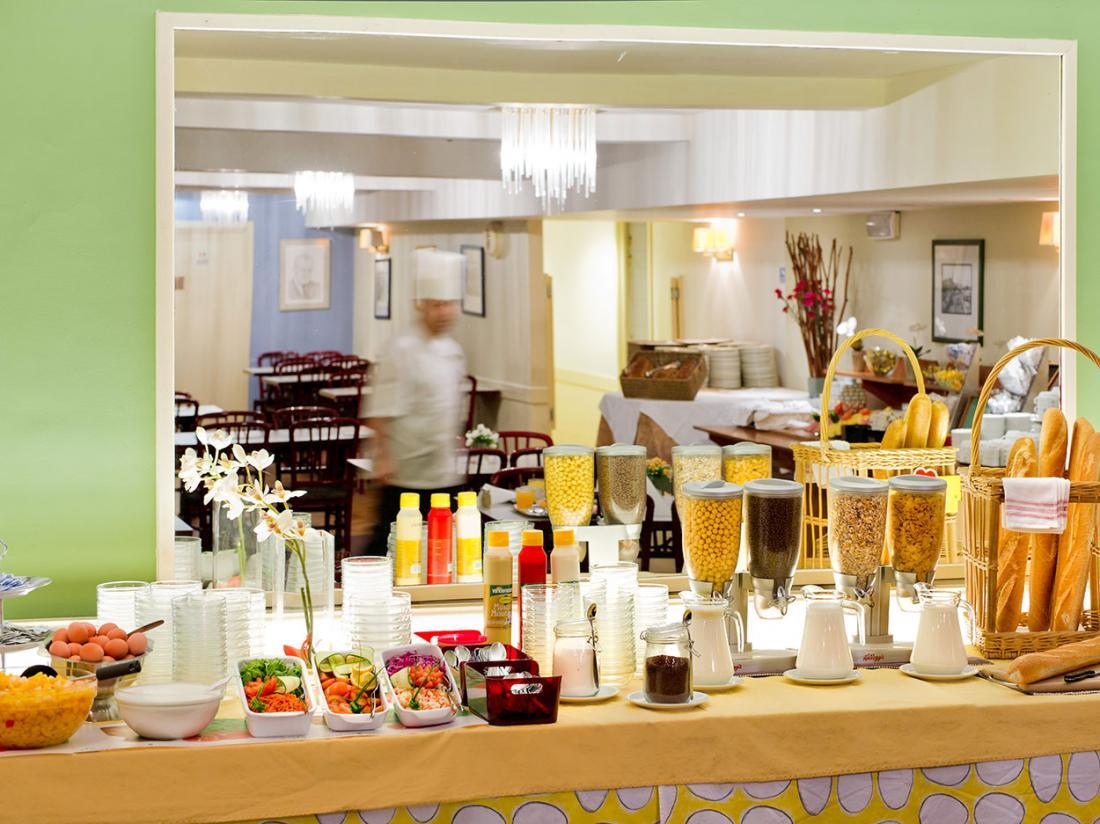 Hotelaanbieding Antwerpen Restaurant
