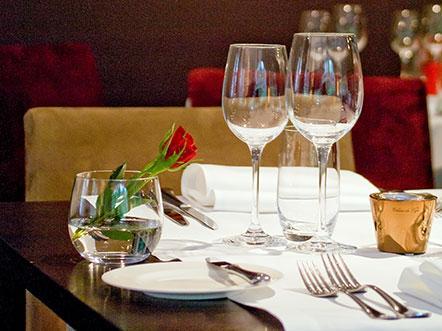 Hotel Keravic Antwerpen Vlaanderen restaurant