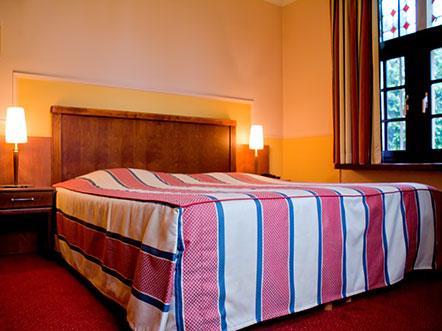 Hotelaanbieding Lichtaart Belgie hotelkamer