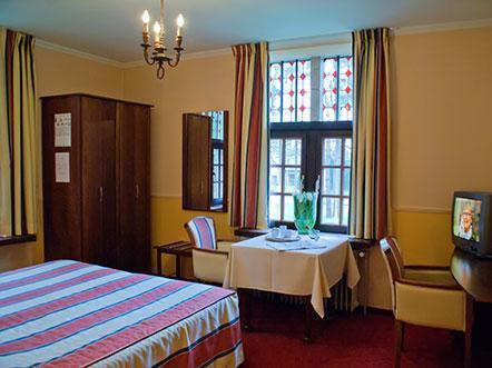 Hotelarrangement Lichtaart Belgie hotelkamer