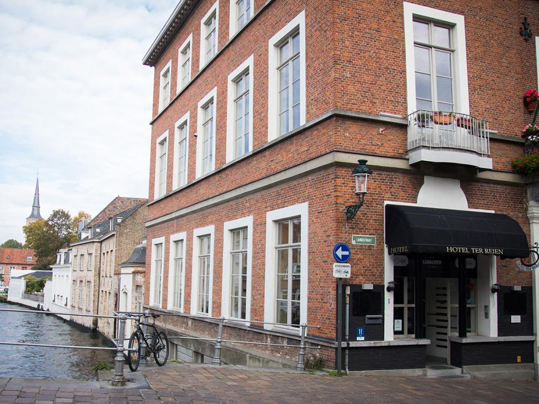 Weekendjeweg Belgie Exterieur