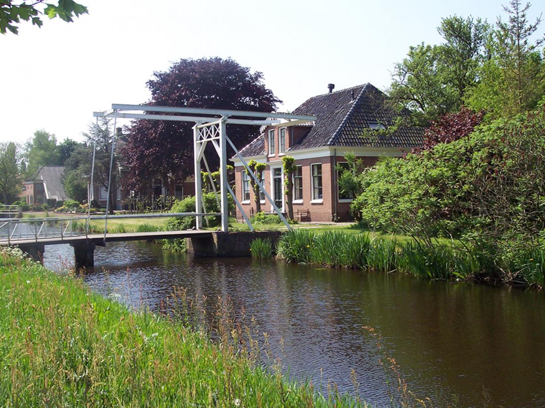 Omgeving Groningen Brouwhotel Parkzicht