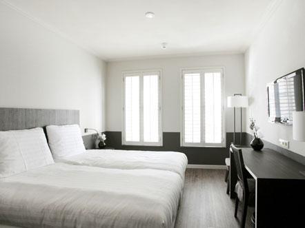 Fletcher Hotel Nautisch Kwartier Huizen Tweepersoonskamer