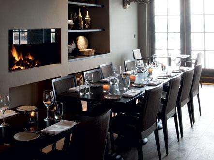 Fletcher Hotel Restaurant Nautisch Kwartier Huizen Restaurant