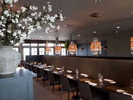 Hotel Nautisch Kwartier Huizen Restaurant
