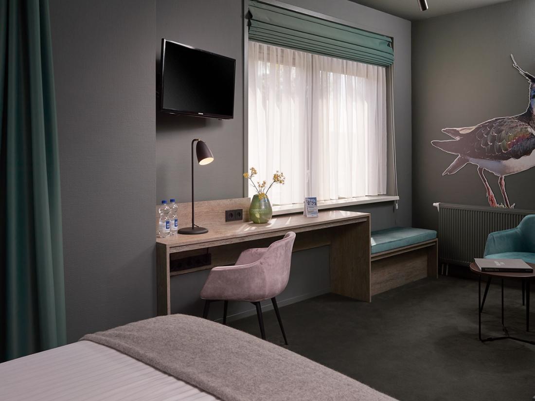 Hotel Prins Hendrik Texel Oosterend ComfortZitje