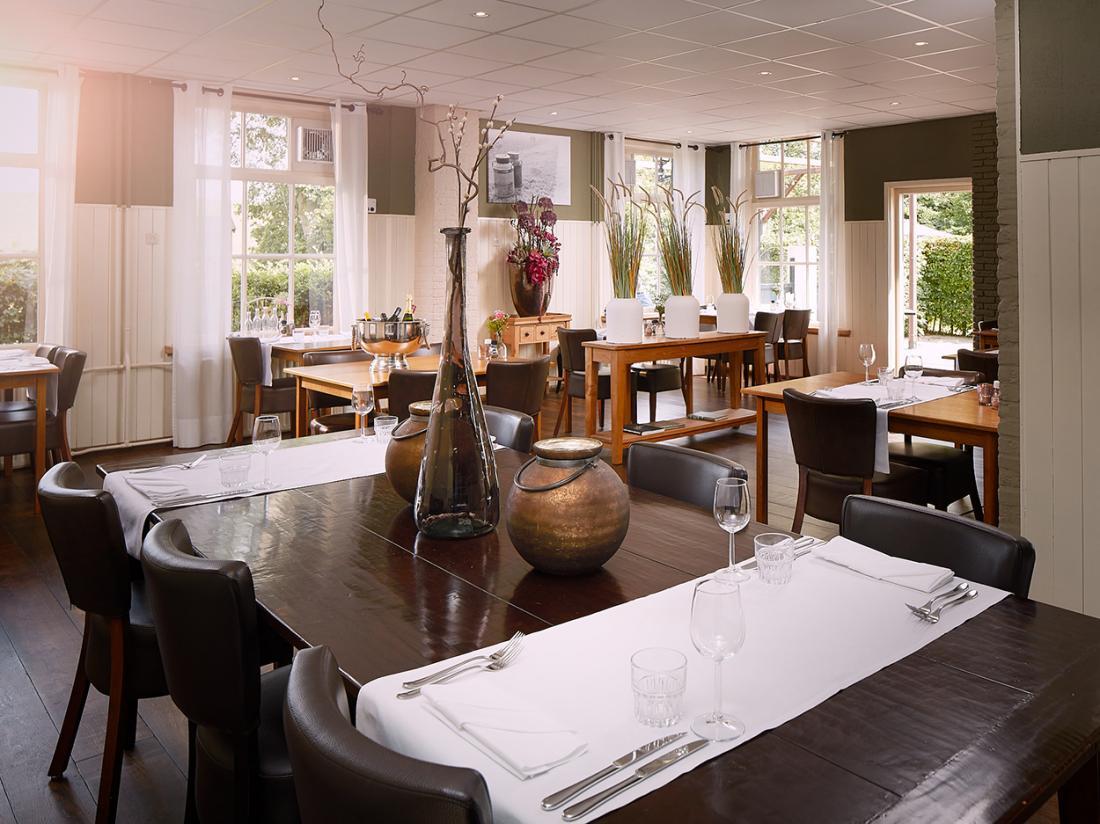 Hotel Prins Hendrik Texel Oosterend Dinerzaal