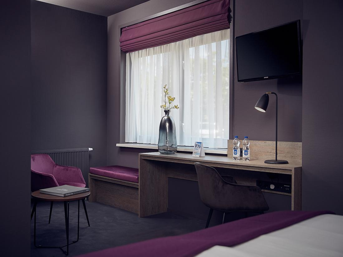 Hotel Prins Hendrik Texel Oosterend Paars
