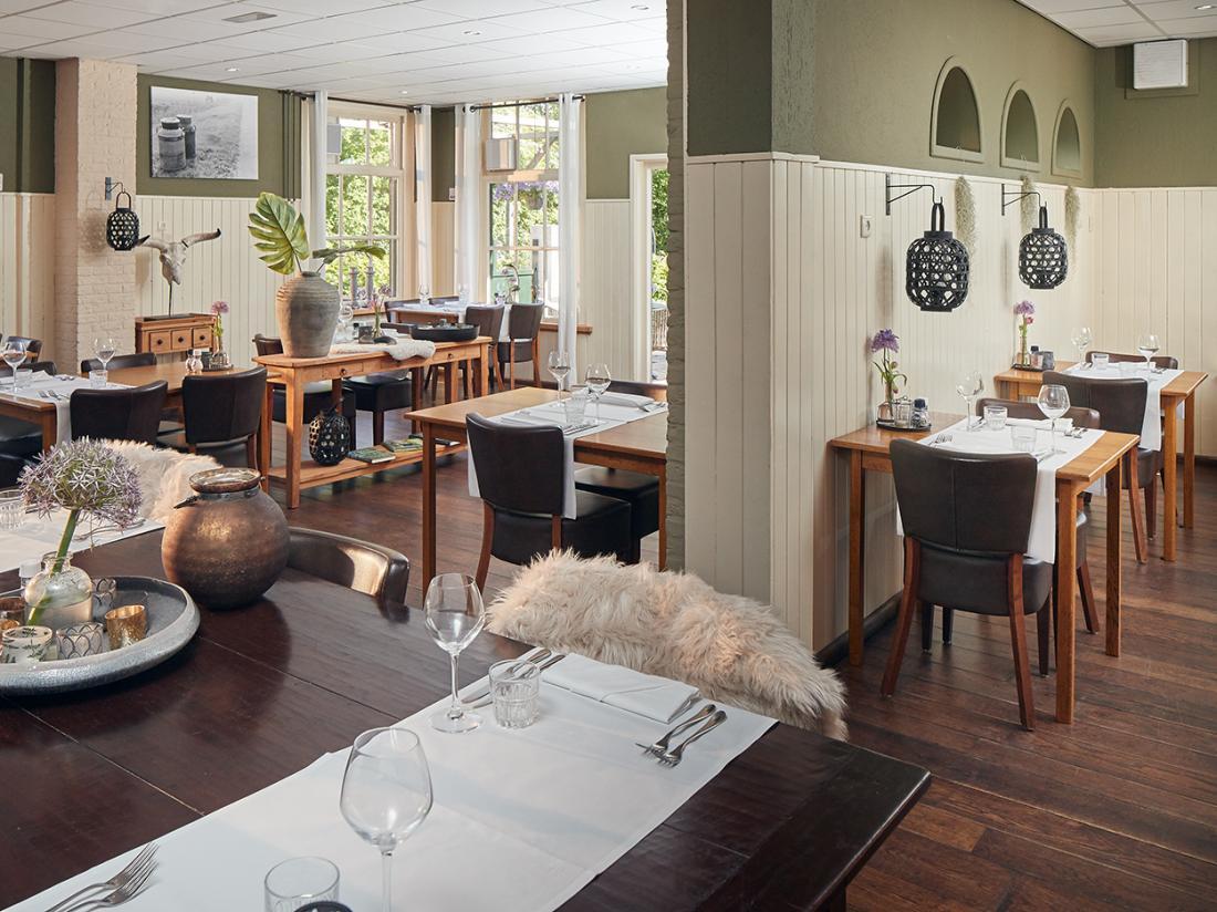 Hotel Prins Hendrik Texel Oosterend Restaurant
