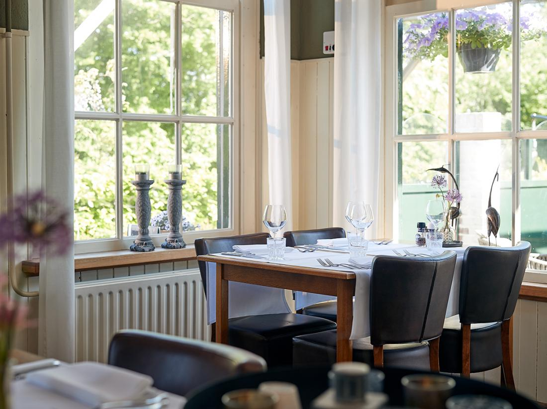 Hotel Prins Hendrik Texel Oosterend Tafel
