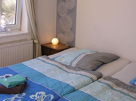 Hotel Villa Opdensteinen Duitsland Tweepersoonskamer