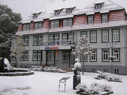 Hotel Villa Opdensteinen Hahnenklee Duitsland Aanzicht
