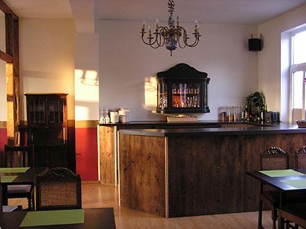 Hotelarrangement Villa Opdensteinen Restaurant