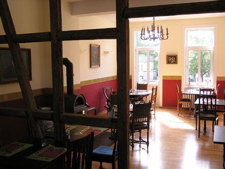 Weekendjeweg Hotel Villa Opdensteinen Duitsland Restaurant