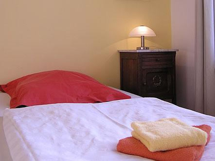 Weekendjeweg Villa Opdensteinen Duitsland Hotelkamer