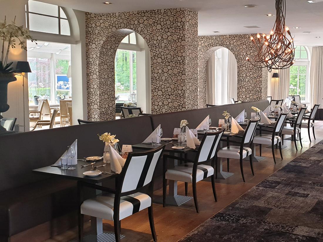 Fletcher Hotel Mallejan Vierhouten Restaurant binnen