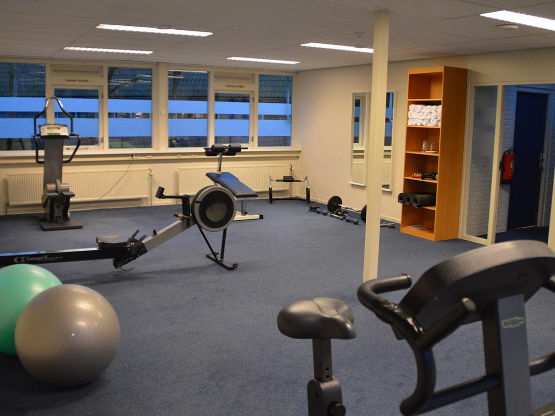 Hotel Mennerode Weekendje Weg Fitness