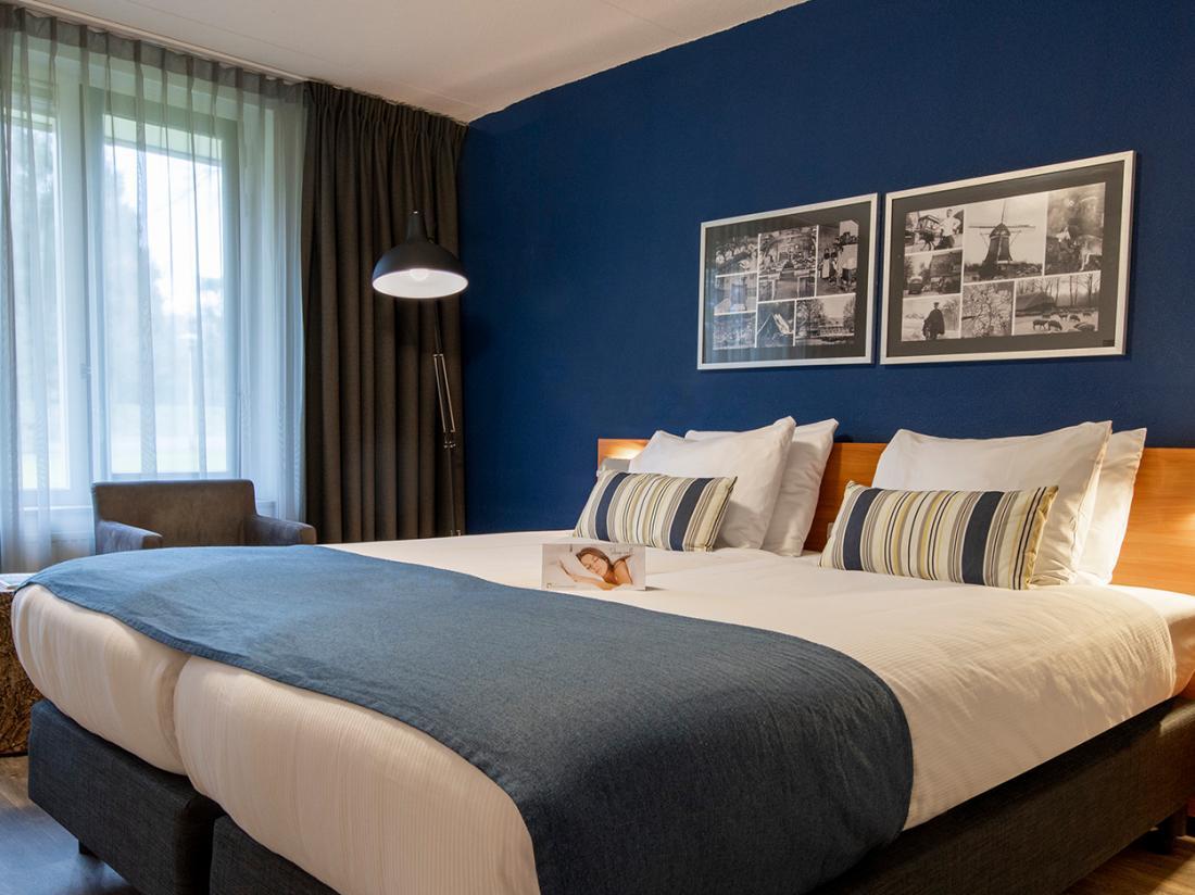 Hotel Mennerode Weekendje Weg Hotelkamer