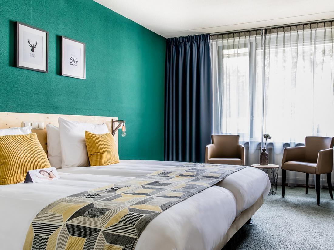 Hotel Mennerode Weekendje Weg Standard Twin Kamer