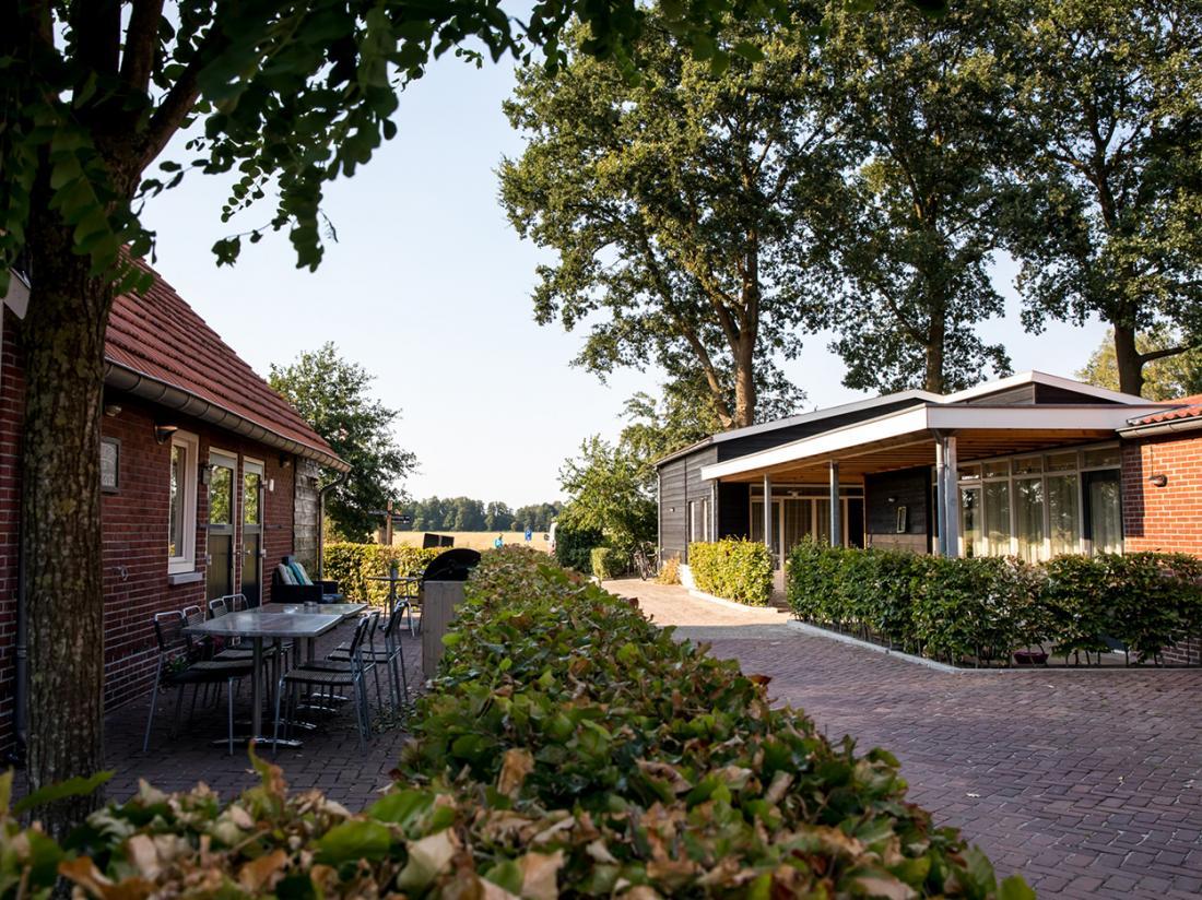 Hotelaanbieding Overijssel Westerhaar Buitenaanzicht