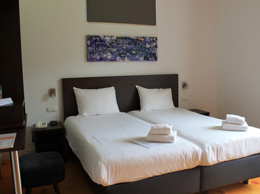 Hotelaanbieding Gelderland Hotelkamer
