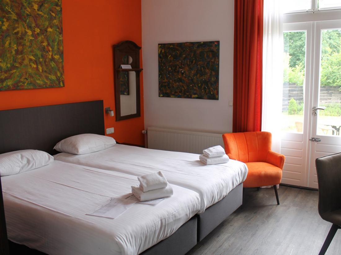 Hotelarangement Hoog Soeren Hotelkamer