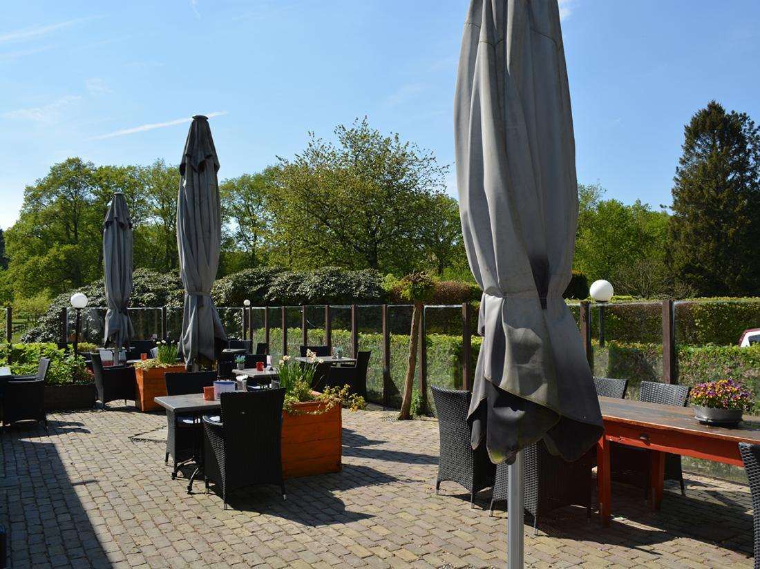 Hotelarrangement Gelderland Terras