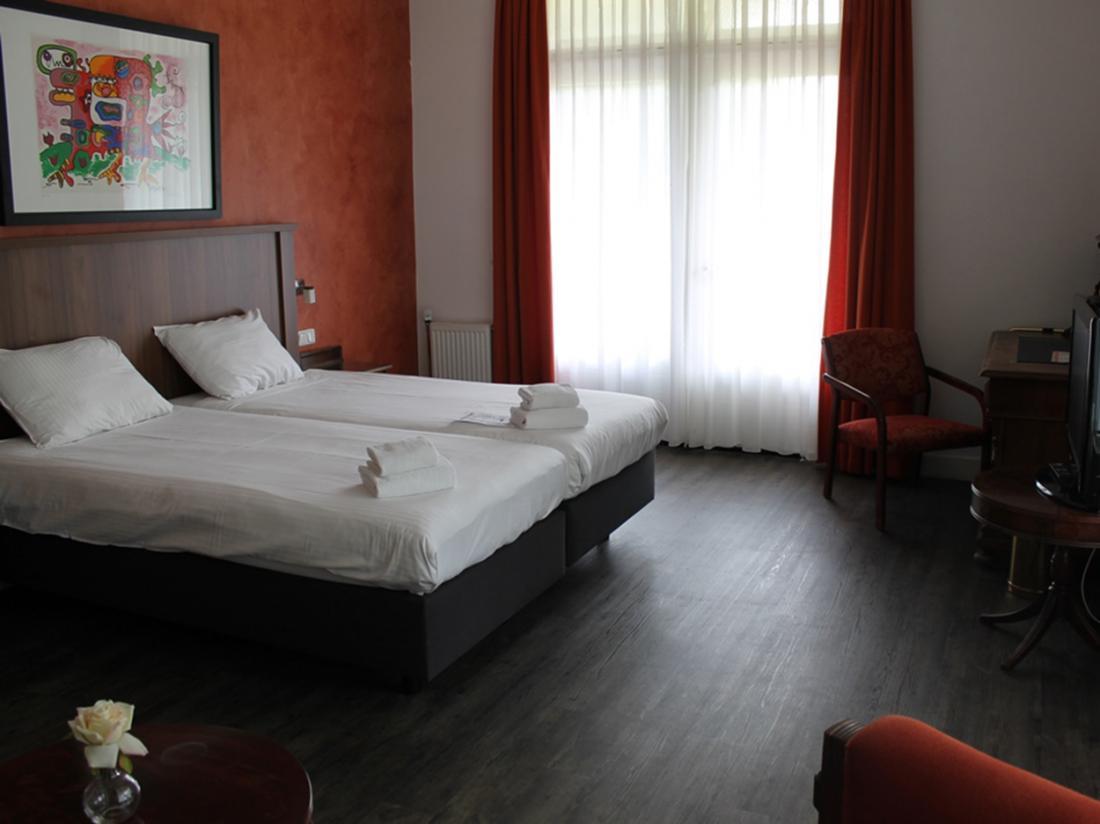 Hotelkamer weekendjeweg Gelderland