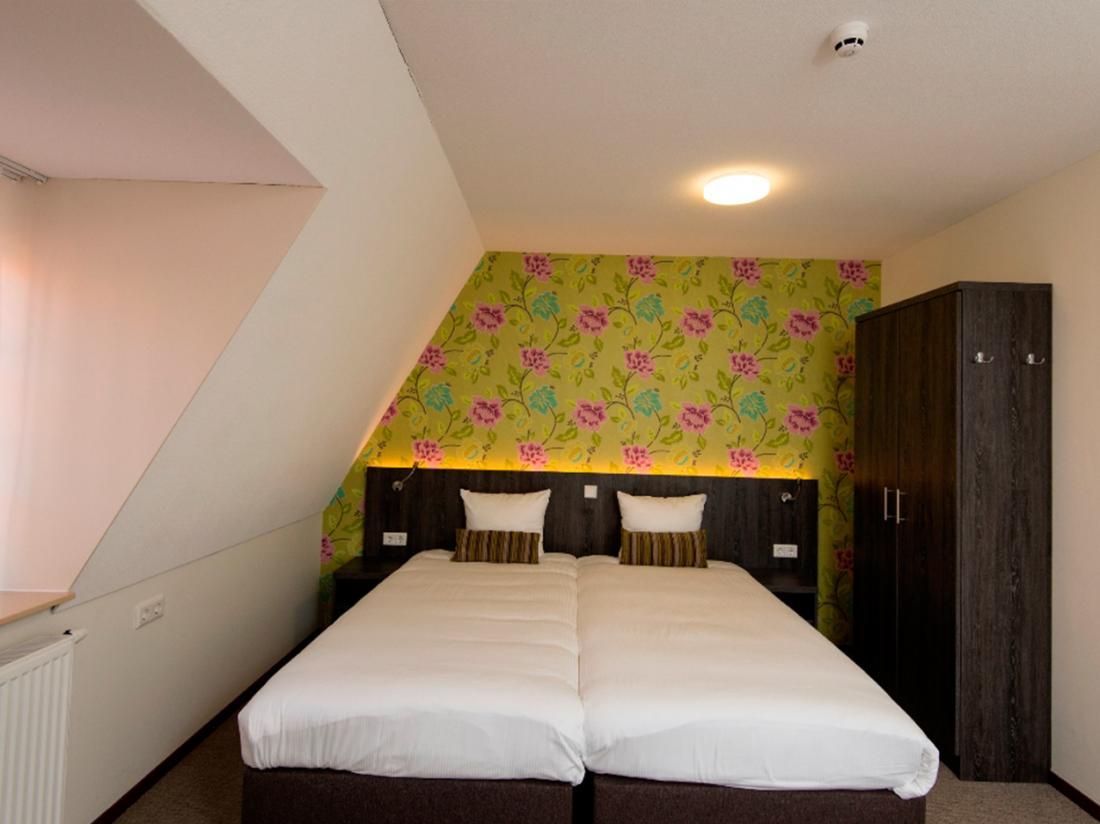 Hart Van Weesp Noord Holland Hotel Amsterdam weekendjeweg interieur kamer