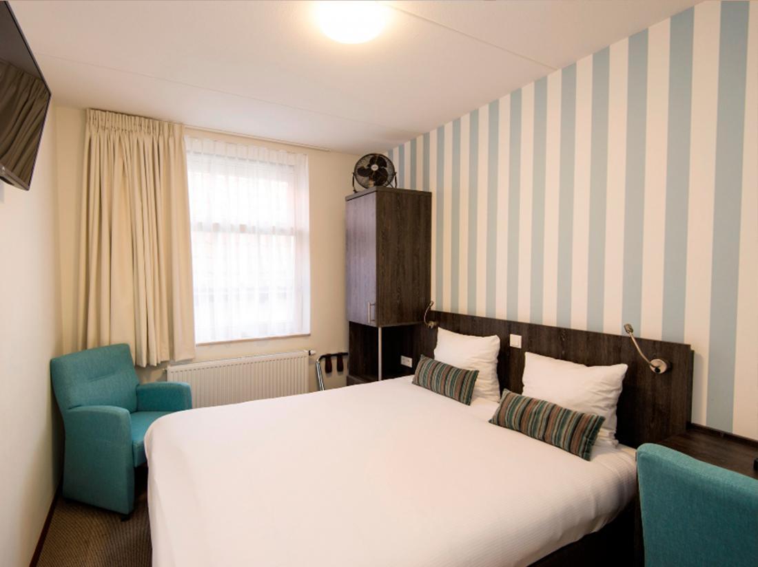 Hart Van Weesp Noord Holland Hotel Amsterdam weekendjeweg kamer