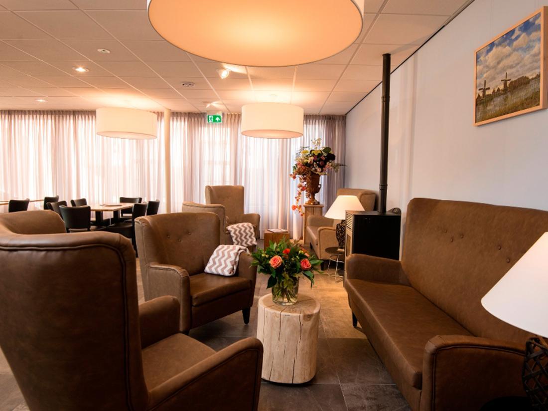 Hart Van Weesp Noord Holland Hotel Amsterdam weekendjeweg lounge