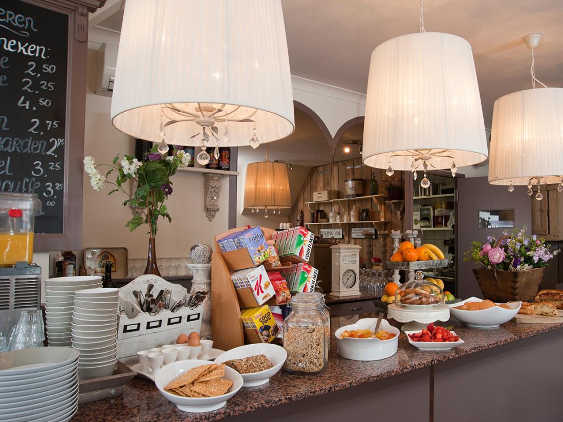 Hart Van Weesp Noord Holland Hotel Amsterdam weekendjeweg ontbijt buffet
