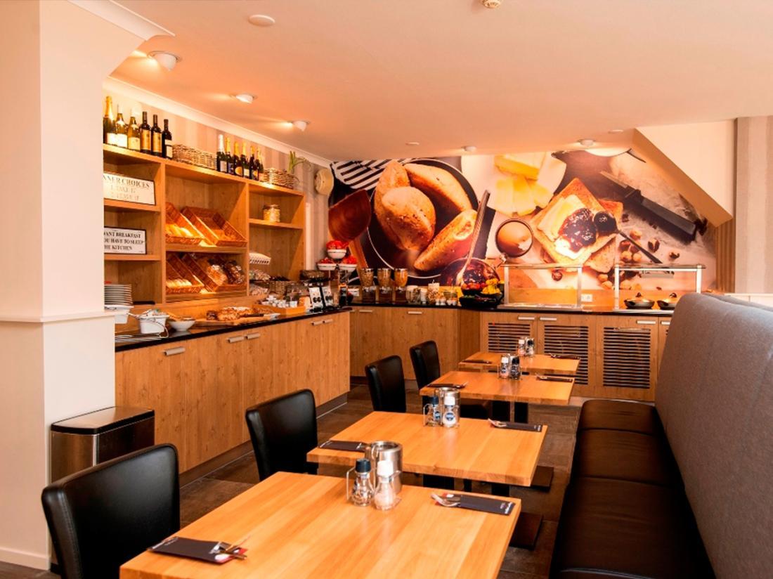 Hart Van Weesp Noord Holland Hotel Amsterdam weekendjeweg restaurant ontbijt