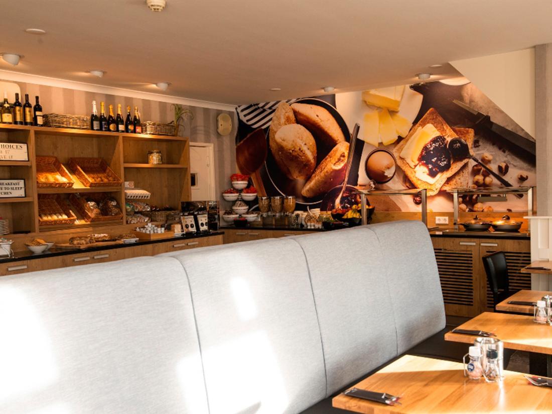 Hart Van Weesp Noord Holland Hotel Amsterdam weekendjeweg restaurant